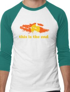 Apocalypse Now: This is the end Men's Baseball ¾ T-Shirt