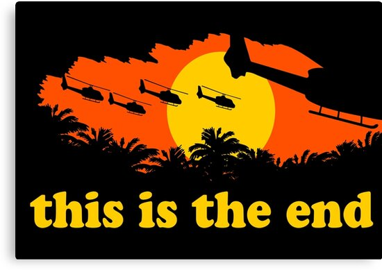 Apocalypse Now: This is the end by dutyfreak
