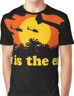 Apocalypse Now: This is the end Graphic T-Shirt