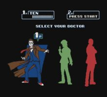 Select Your Doctor Kids Tee