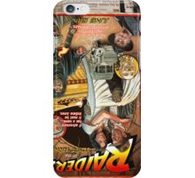 "Raiders of the Lost Ark, ""Circus Style"" poster iPhone Case/Skin"