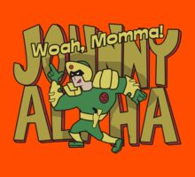 Johnny Alpha Kids Tee