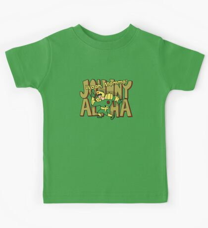 Johnny Alpha Kids Tee