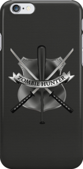 Zombie hunter shield by puppaluppa