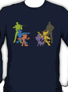 Clash of Heroes T-Shirt