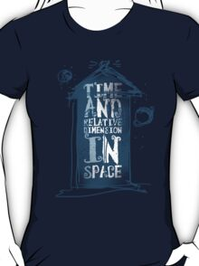 My Little Tardis T-Shirt