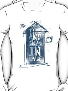 My Little Tardis T-Shirt