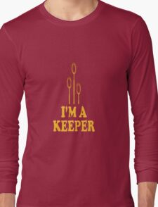 Quidditch from Harry Potter Long Sleeve T-Shirt