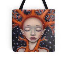 Coral Dream Tote Bag