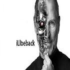 Steve Jobs I'll be back by worldart