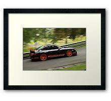 Porsche 911 GT3 RS Framed Print