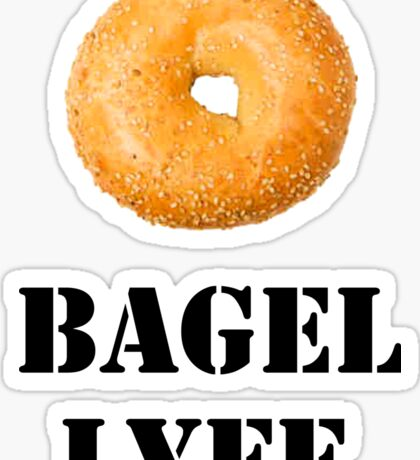Bagel Lyfe Sticker