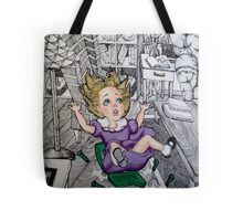 Destruction of Property Tote Bag