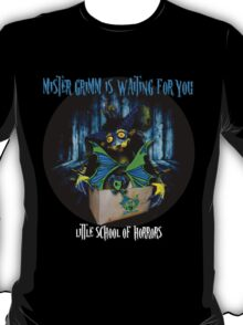 Little School of Horrors Welcome! T-Shirt