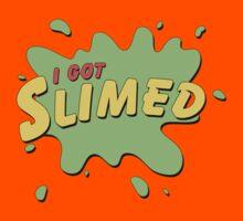 I Got Slimed Kids Clothes