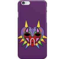 Majora's No-Mask iPhone Case/Skin