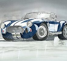 Shelby Cobra by Eva  Ason
