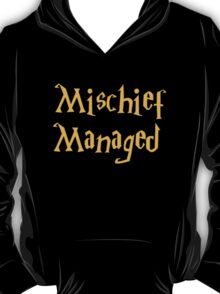 Mischief Managed Shirt T-Shirt