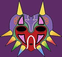 Majora's No-Mask by Marmylade