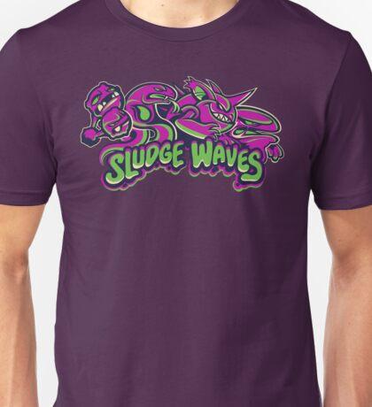 Poison Types - Sludge Waves T-Shirt