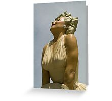 Forever Marilyn Greeting Card