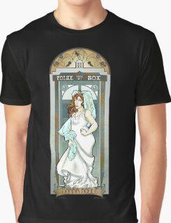 Donna Noble ArtNerdveau Graphic T-Shirt