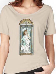 Donna Noble ArtNerdveau Women's Relaxed Fit T-Shirt