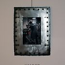 The Blacksmith Framed Himself by patjila