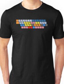 Avid Keyboard Unisex T-Shirt