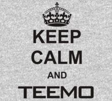 Keep Calm and Teemo by BrotherDeus