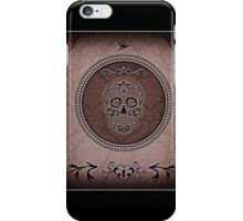 Dia de Muertos (Day of the Dead) iPhone Case/Skin