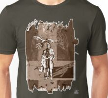 Lady of the dead (sepia) Unisex T-Shirt