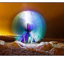 jelly fish by martbarras