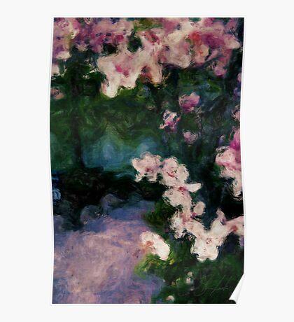 blossom path Poster