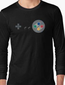 SNES Pad Long Sleeve T-Shirt