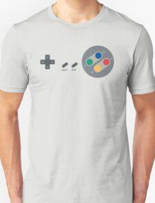 SNES Pad T-Shirt