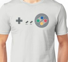 SNES Pad Unisex T-Shirt