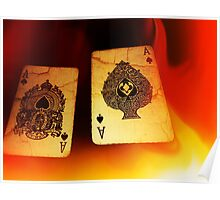 Aces of Fire Poster