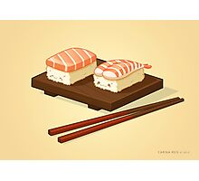 Cute Nigiri Couple Photographic Print