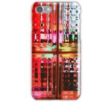 Neon Tiles iPhone Case/Skin