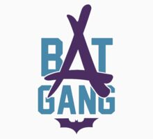Kid Ink - Bat Gang Logo by Daanrekers