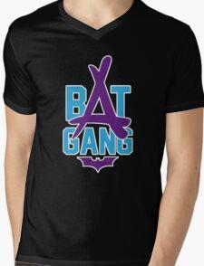 Kid Ink - Bat Gang Logo Mens V-Neck T-Shirt