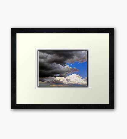 ©HCS Instant of the Hour After Framed Print
