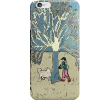 iphone Tree Case by jacinta stephenson as cint clare iPhone Case/Skin