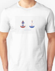 Crystal Palace - Subbuteo T-Shirt