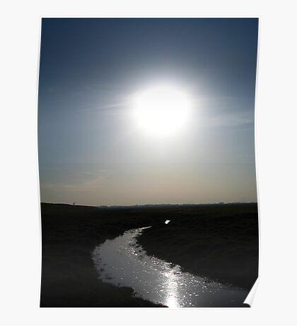 River Ribble Poster