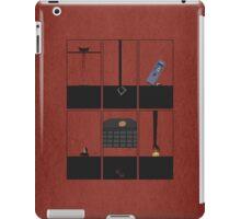 Breaking Bad Bits iPad Case/Skin