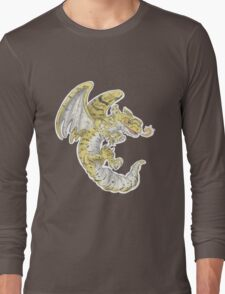 Leopard Gecko Dragon! Long Sleeve T-Shirt
