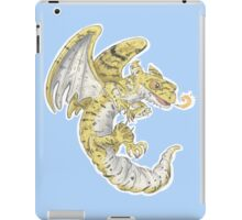 Leopard Gecko Dragon! iPad Case/Skin