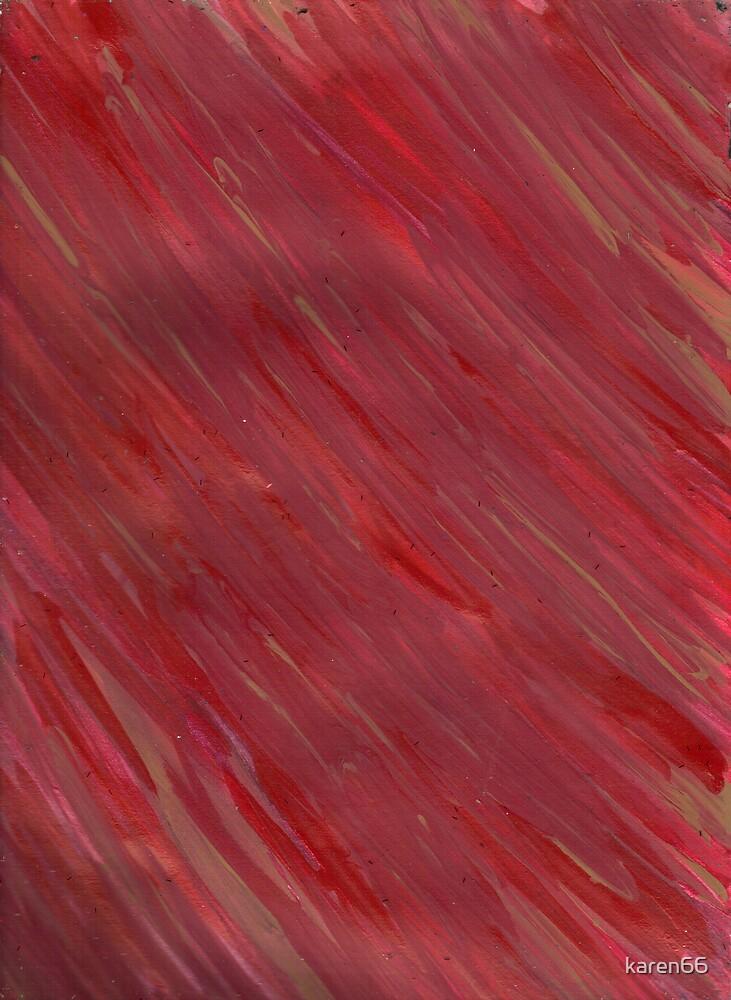 STREAKING IN RED by karen66